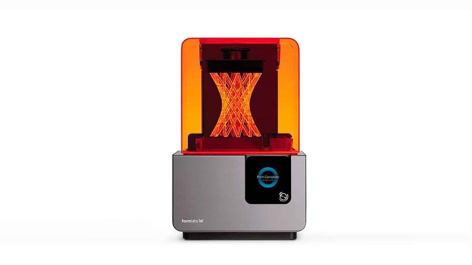 Form2 數位醫療3D列印